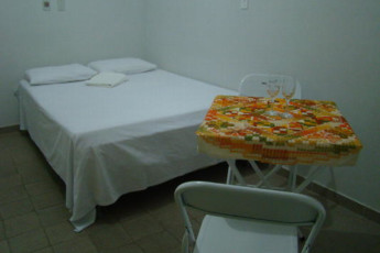 Maceió – Maceió Hostel : Double Bedroom in Maceio Hostel, Brazil