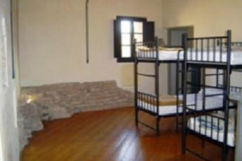 Correggio - La Rocchetta : Dorm Room in Correggio - La Rocchetta Hostel, Italy