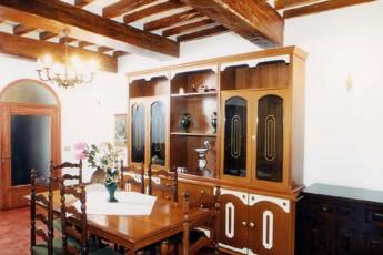Cortona - San Marco : Dining Area in Cortona - San Marco Hostel, Italy