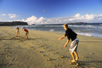 YHA Opoutere : Beach Local to Opoutere Hostel, New Zealand