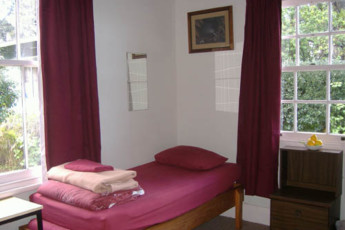 YHA Opoutere : Single Bedroom in Opoutere Hostel, New Zealand