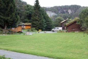 Fosseland : Exterior View of Fosseland Hostel, Norway