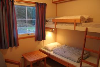 Fosseland : Dorm Room in Fosseland Hostel, Norway