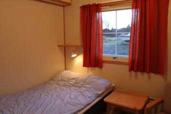 Fosseland : Single Bedroom in Fosseland Hostel, Norway