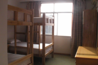 Wulingyuan Zhongtian International YH : Dorm Room in Wulingyuan Zhongtian International Youth Hostel, China