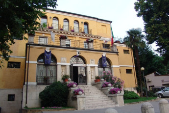 Vicenza - Olimpico : Front Exterior View of Vicenza - Olimpico Hostel, Italy