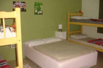 Joinville - Joinville Hostel : Family Room in Joinville Hostel, Brazil
