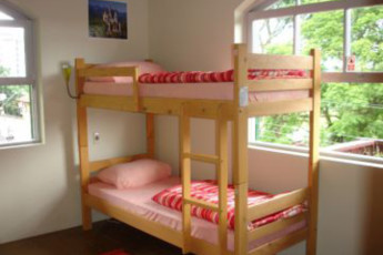 Joinville - Joinville Hostel : Dorm Room in Joinville Hostel, Brazil
