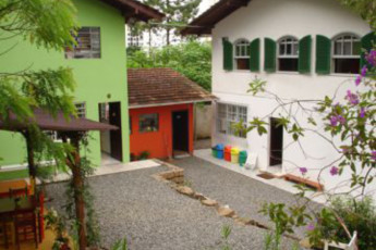Joinville - Joinville Hostel : Exterior View of Joinville Hostel, Brazil