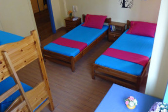 Athens - Student & Travellers Inn : Shared Room in Athens - Student and Travellers Inn, Greece