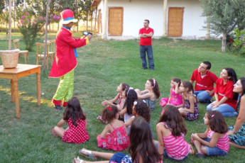Tanaïl -Ecolodge Tanaïl : Children's Entertainment at Tanail -Ecolodge Tanail Hostel, Lebanon