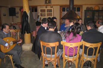 Tanaïl -Ecolodge Tanaïl : Dining and Entertainment Area in Tanail -Ecolodge Tanail Hostel, Lebanon