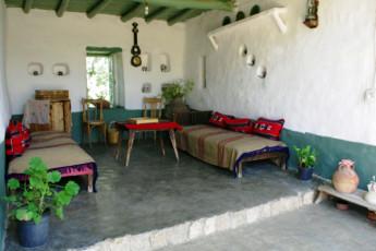 Tanaïl -Ecolodge Tanaïl : Twin Room in Tanail -Ecolodge Tanail Hostel, Lebanon
