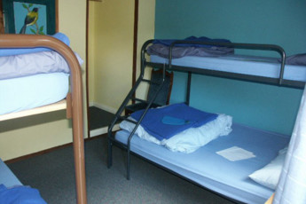YHA Kinloch - Glenorchy : Dorm Room in Kinloch Lodge Hostel, New Zealand