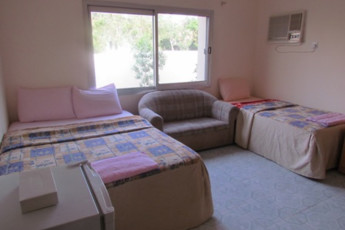 Sharjah Hostel : Family Room in Sharjah Hostel, United Arab Emirates
