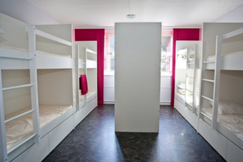 Tampere - Dream Hostel : dormitorio en Tampere - Dream Hostel, Finlandia