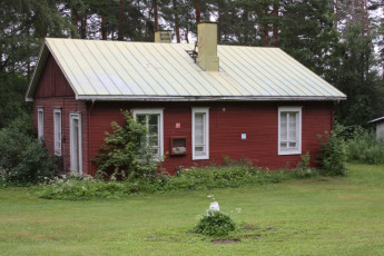 Lappeenranta - Huhtiniemi : Exterior View of Lappeenranta - Huhtiniemi Hostel, Finland