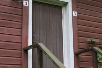 Lappeenranta - Huhtiniemi : Room Door at Lappeenranta - Huhtiniemi Hostel, Finland