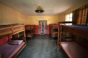 Jollyboys Backpackers & Camp : Dorm Room in Jollyboys Backpackers and Camp Hostel, Zambia