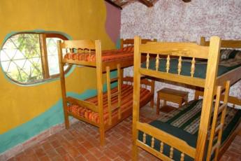 Cochabamba - Eco Hostel Planeta de Luz : dortoir à Cochabamba - Eco Hostel Planeta de Luz, Bolivie