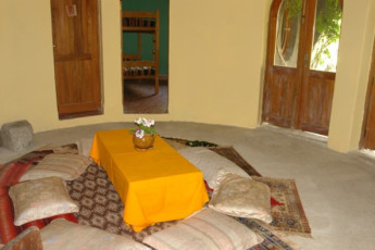 Cochabamba - Eco Hostel Planeta de Luz : Lounge Area in Cochabamba - Eco Hostel Planeta de Luz, Bolivia