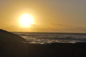 Augusta YHA : Sunset at Augusta Hostel, Australia