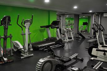 Bilbao - Blas de Otero : Gym in Bilbao - Blas de Otero Hostel, Spain