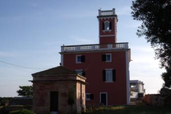 Menorca - Alberg Juvenil Sa Vinyeta : Exterior View and Garden at Menorca - Alberg Juvenil Sa Vinyeta Hostel, Spain