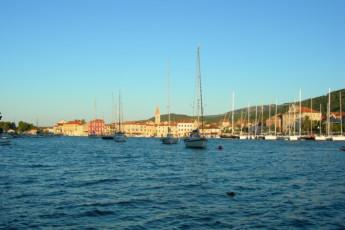 Stari Grad (island of Hvar) - Sunce : Landscape at Stari Grad (island of Hvar) - Sunce Hostel, Croatia