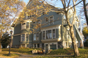HI – Syracuse - Downing International Hostel : Exterior View of Syracuse, Downing International Hostel, USA