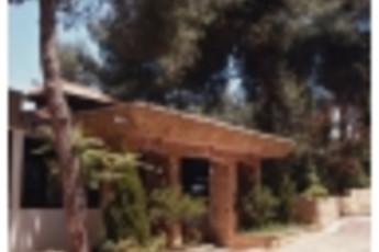 Zefta - Pines Hostel : Vista exterior de Zefta - pinos hostal, Líbano