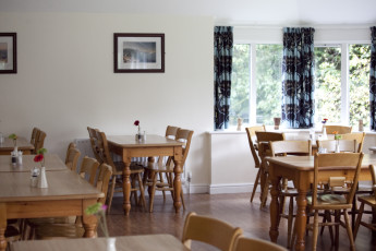 YHA Grasmere Butharlyp Howe : Dining Room in Grasmere Butharlyp Howe, England