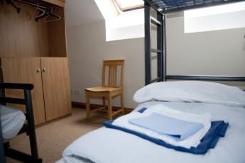 YHA Sherwood Forest : Dorm room in Sherwood Forest Hostel, England
