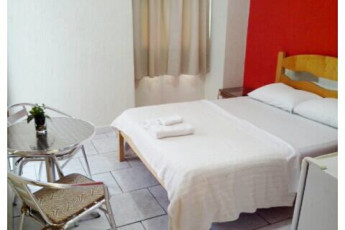 Paranaguá - Continente Hostel : Double Bedroom in Paranagua - Continente Hostel