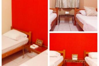 Paranaguá - Continente Hostel : Twin Room in Paranagua - Continente Hostel
