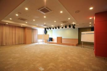 Hongcheon - Vivaldipark YH : Meeting, Conference and Entertainment Room in Hongcheon - Vivaldipark Youth Hostel, South Korea