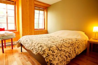HI - Rivière-Du-Loup : Dorm at HI Riviere du Loup Canada