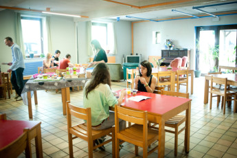 Auberge de Jeunesse de Champlon :