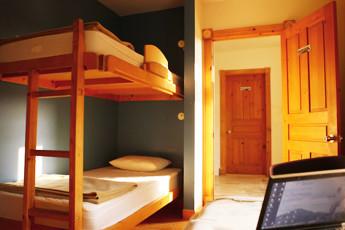 HI - Rivière-Du-Loup : Common room at HI Riviere du Loup Canada