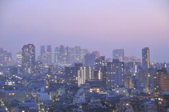 Tokyo - HI Tokyo Central YH : HI Tokyo Central YH view