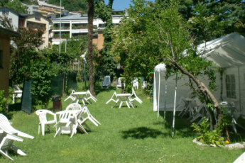 Como - Villa Olmo : Como - Villa Olmo garden