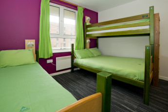 YHA Liverpool : en Liverpool City Hostel, Inglaterra