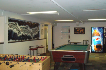 HI - Victoria : sala de juegos