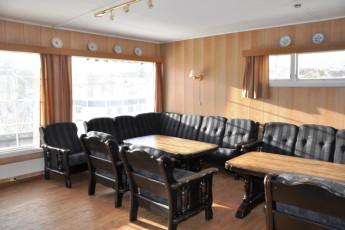 Geilo : minigolf en Geilo albergue, Noruega