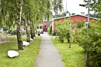 Danhostel Ronne : Outside view