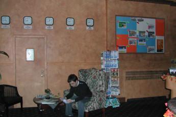 HI - Vancouver Central : HI-Vancouver Central Lobby