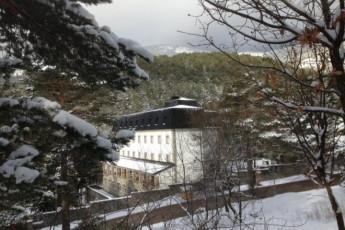 Cercedilla - Villa Castora : Mirador Landmark Local poets to Cercedilla - Villa Castora Hostel, Spain