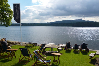 YHA Ambleside - Waterhead : Bar in Ambleside - Waterhead Hostel, England