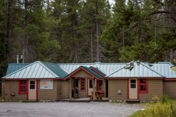 HI - Castle Mountain Wilderness Hostel : HI-Castle Mountain Wilderness Hostel