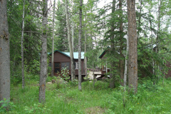 HI - Maligne Canyon Wilderness Hostel : HI-Maligne Canyon Wilderness Hostel